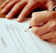 Переуступка прав требований в торговой деятельности
