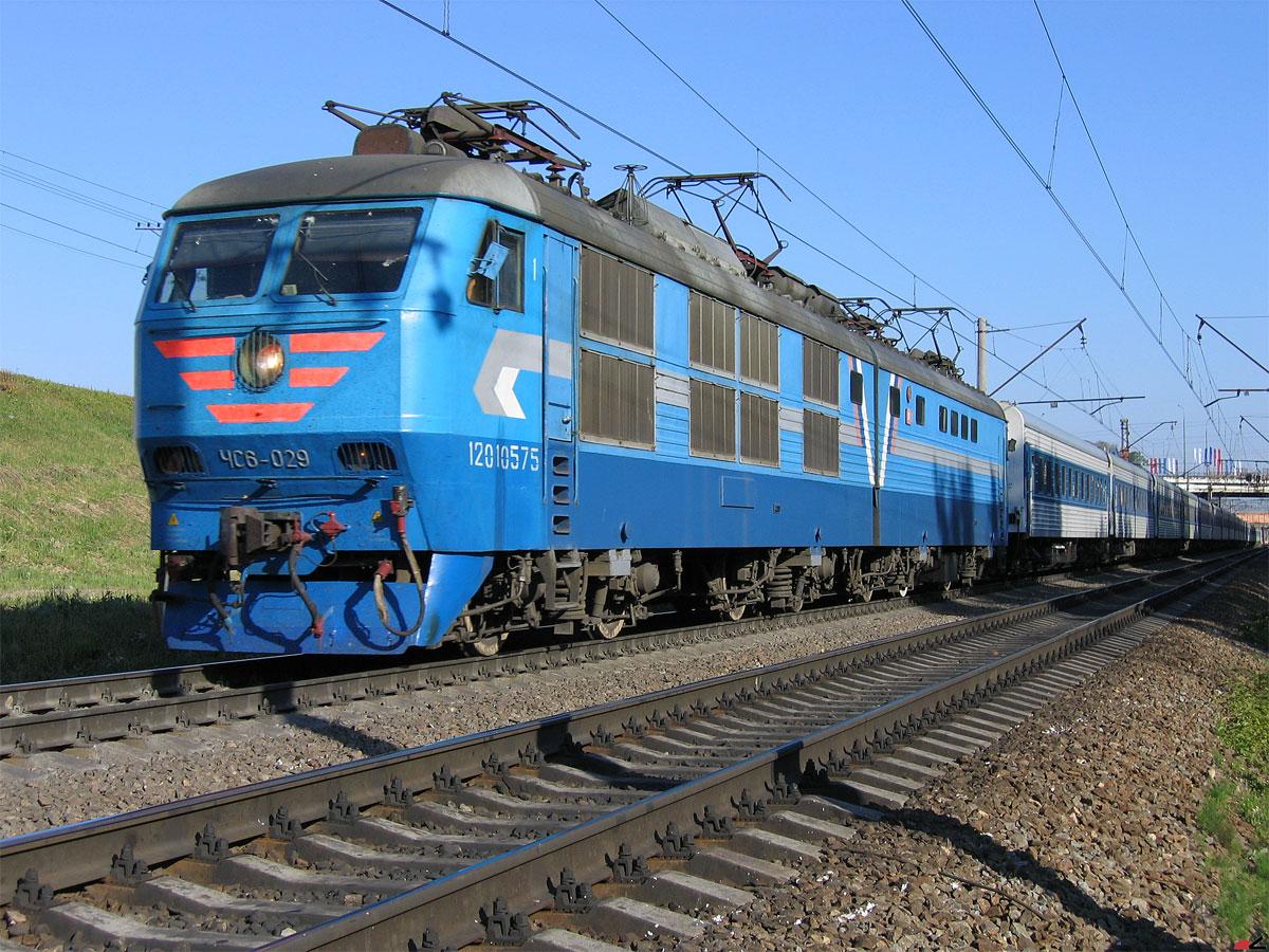 Прямой поезд в Киев