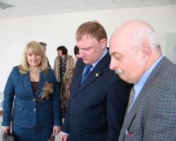 На базе Роменского высшего профессионального училища открыт ресурсный центр компании «Хенкель»