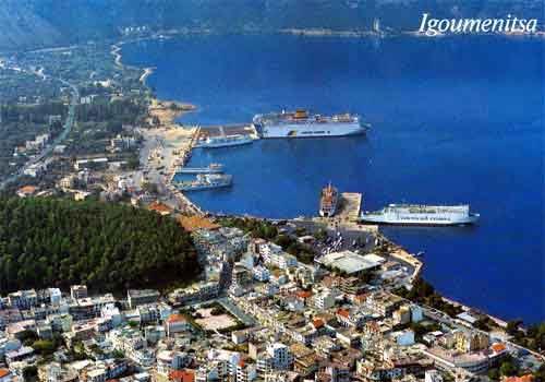 Туры в Игуменицу, Греция