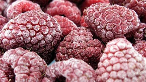 Фрукты-ягоды зимой