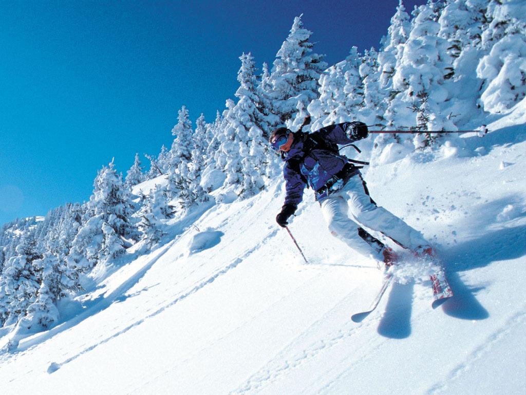 Швейцария, горнолыжный курорт Гриндельвальд