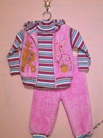 теплые костюмы для детей